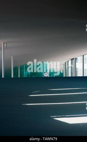 The Rolex Training Center, Lausanne, Switzerland - Stock Photo