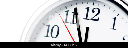 Clock / Time Management Concept - Stock Photo