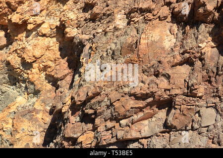 Stones texture and Rock texture background - Stock Photo