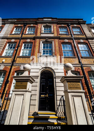 Royal Society for Public Health RSPH John Snow House 59 Mansell Street London - Stock Photo