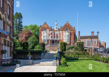 Old Speech Room Gallery, Harrow School, Harrow-on-the-Hill, London Borough of Harrow, Greater London, England, United Kingdom