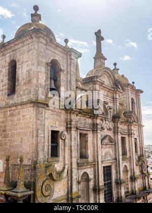 Sao Lourenco Church and Convent, also known as as Igreja dos Grilos, Porto, Portugal - Stock Photo