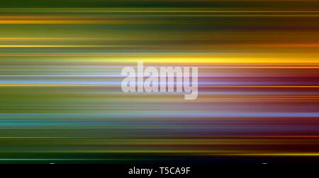 Horizontal strip lines. Abstract background. - Stock Photo