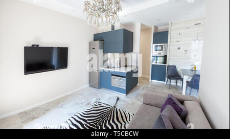 interior, apartment renovation, construction, renovation - Stock Photo