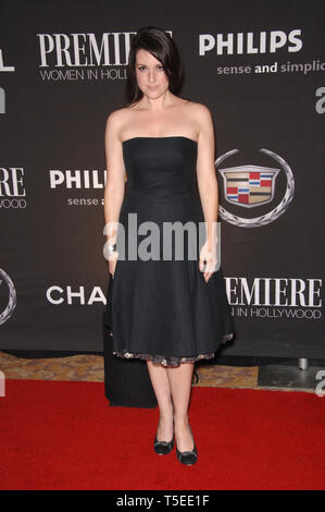 LOS ANGELES, CA. September 20, 2006: Actress MELANIE LYNSKEY at the 13th Annual Premiere Magazine Women in Hollywood gala at the Beverly Hills Hotel. © 2006 Paul Smith / Featureflash - Stock Photo