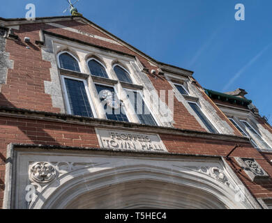 Feoffees town hall, in the town village of Colyton, Devon. UK - Stock Photo