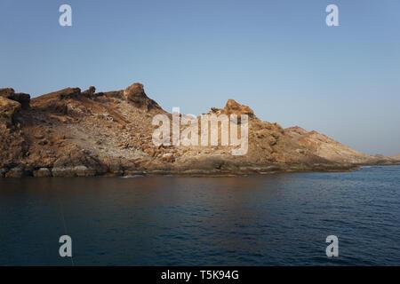 Hallaniyat Islands, Oman - Stock Photo