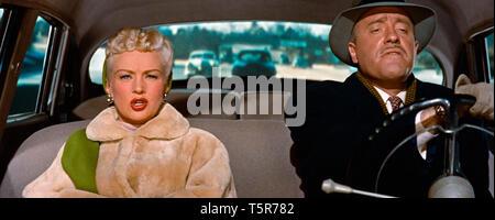 COMMENT EPOUSER UN MILLIONNAIRE HOW TO MARRY A MILLIONAIRE 1953 de Jean Negulesco Betty Grable Fred Clark. Prod DB © 20th Century Fox / DR - Stock Photo