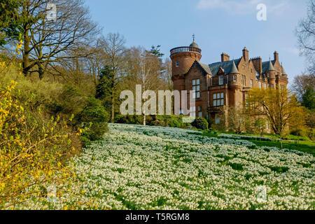 Threave garden and house near castle douglas dumfries and - Douglas gardens elementary school ...