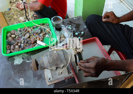 Jade from Aceh - Stock Photo