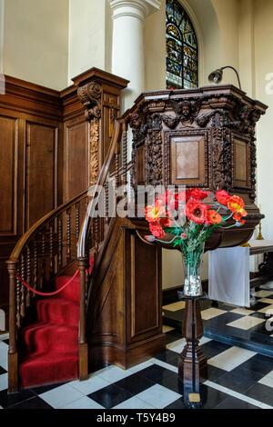 St Vedast Alias Foster Church, Foster Lane, London - Stock Photo