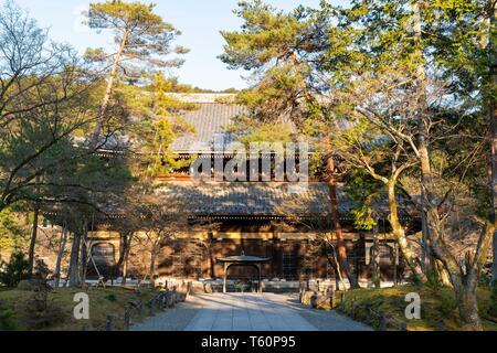 Hatto,Nanzenji, Sakyo-Ku, Kyoto, Japan - Stock Photo