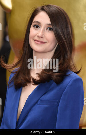 LONDON, UK. April 28, 2019: Charly Clive at the BAFTA Craft Awards 2019, The Brewery, London. Picture: Steve Vas/Featureflash - Stock Photo