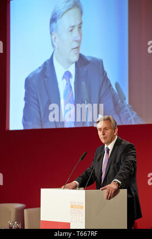 6th Conference for Economics at Berlin at the Town - Stock Photo