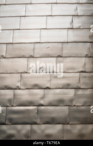 highly detailed grunge metal background - Stock Photo