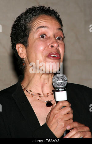 New York, USA. 28 Apr, 2007.   at The Young Culinary Masters' Recipe for Success Benefit Gala at The Broad Street Ballroom on April 28, 2007 in New York, NY. Credit: Steve Mack/S.D. Mack Pictures/Alamy - Stock Photo