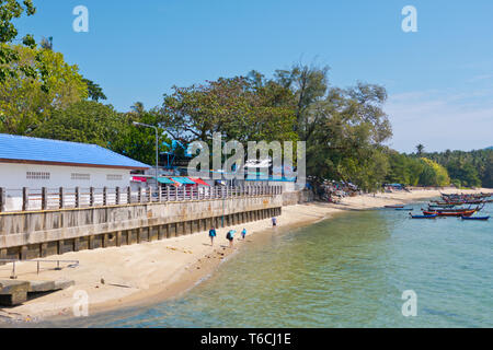 Hat Rawai, Rawai beach, Rawai, Phuket island, Thailand - Stock Photo