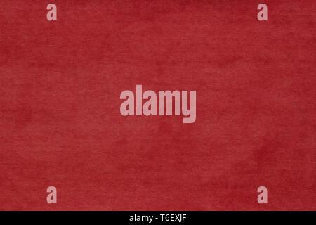 Abstract red felt background. Red velvet background. - Stock Photo