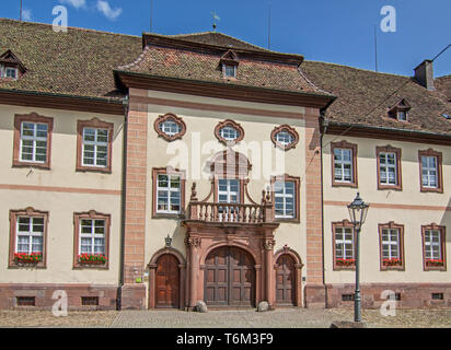 Building in St. Peter, Black Forest - Stock Photo