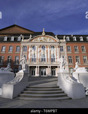 electoral Palace Trier - Stock Photo
