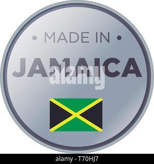 MADE IN JAMAICA - Stock Photo