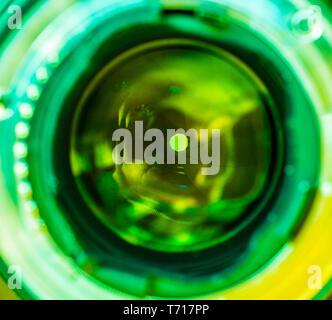 Photo lens close up. - Stock Photo