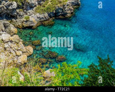 Lipari, Aeolian Islands, Italy - Stock Photo