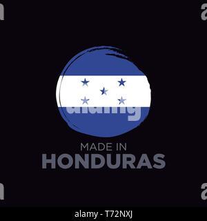 MADE IN HONDURAS - Stock Photo