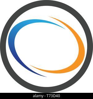 C Letter Logo template vector icon design - Stock Photo