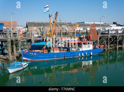 smoked mackerel fish in the Netherlands Stock Photo ...