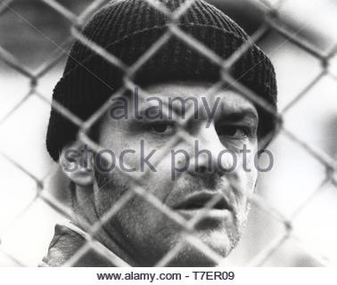 Film still of Jack Nicholson in One Flew Over The Cuckoo's Nest Credit: MSNGlobe / MediaPunch - Stock Photo