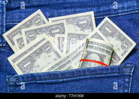 Us dollar and Turkish lira banknotes template texture background - Stock Photo