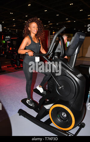 Excel London, UK. 8th May 2019. Elevate 2019 on 8 May 2019, at Excel London, UK. Credit: Picture Capital/Alamy Live News - Stock Photo