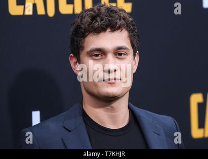 Hollywood, United States. 07th May, 2019. HOLLYWOOD, LOS ANGELES, CALIFORNIA, USA - MAY 07: Rafi Gavron arrives at the Los Angeles Premiere Of Hulu's 'Catch-22' held at the TCL Chinese Theatre IMAX on May 7, 2019 in Hollywood, Los Angeles, California, United States. (Photo by Xavier Collin/Image Press Agency) Credit: Image Press Agency/Alamy Live News - Stock Photo