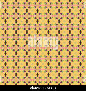 illustration with burly wood, dim gray and sandy brown colors. seamless background for self created products like curtains, gifts, invitations or clot - Stock Photo