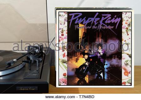 Prince and The Revolution, 1984 Purple Rain album, albums in