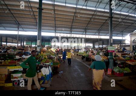 Maputo Central Market - Stock Photo