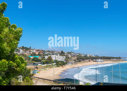 Santos beach viewed from the Dias Museum Complex, Mossel Bay, Garden Route, South Africa