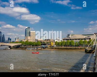 Southbank Centre, London, UK. - Stock Photo