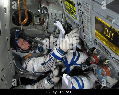 Timothy Peake, Astronaut Training, 2010 - Stock Photo