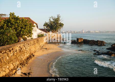 Galle, South Coast, Sri Lanka, Asia - Stock Photo