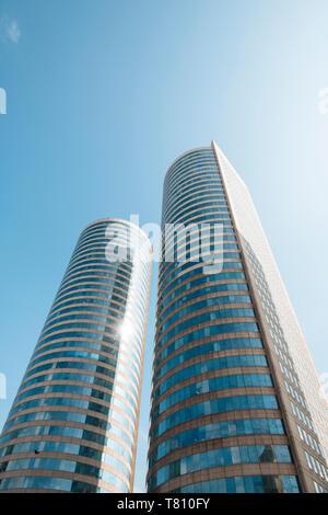 World Trade Center, Colombo, Western Province, Sri Lanka, Asia - Stock Photo