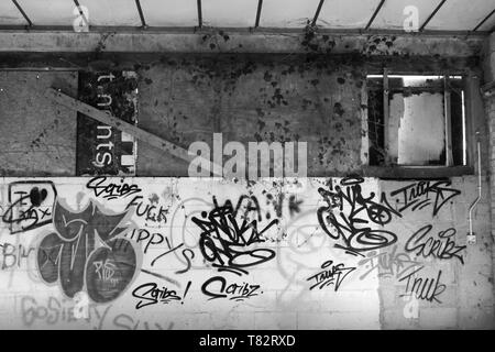 Abandoned Building - Stock Photo