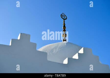 Morocco, Tangier Tetouan region, Tangier, Medina, old city, Kasbah - Stock Photo