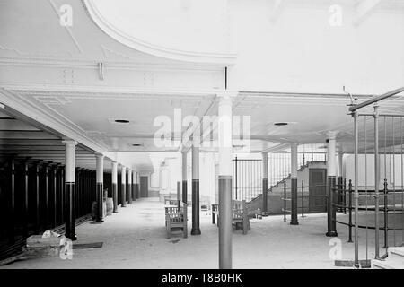 28th Street subway station, New York 1906. - Stock Photo