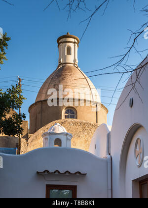 Chiesa di Santa Sofia, Anacapri, Italy - Stock Photo