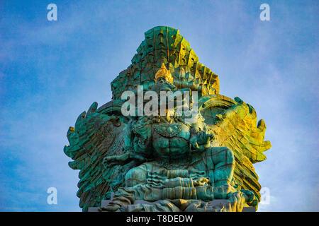 Garuda Statue Of Bali Island Indonesia Stock Photo