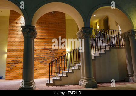 Facilities Management and Student Center, Caltech - Stock Photo