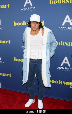 Los Angeles, CA, USA. 13th May, 2019. LOS ANGELES - MAY 13: Nico Hiraga at the 'Booksmart' Premiere at The Theatre at Ace Hotel on May 13, 2019 in Los Angeles, CA at arrivals for BOOKSMART Screening, Ace Hotel, Los Angeles, CA May 13, 2019. Credit: Priscilla Grant/Everett Collection/Alamy Live News - Stock Photo