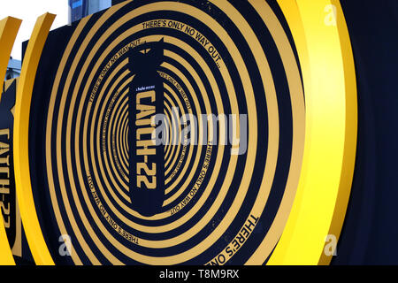 May 7, 2019 - Los Angeles, CA, USA - LOS ANGELES - MAY 7:  Atmosphere at the ''Catch-22'' Premiere  at the TCL Chinese Theater IMAX on May 7, 2019 in Los Angeles, CA (Credit Image: © Kay Blake/ZUMA Wire) - Stock Photo